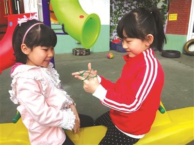 游戏伴同童年 玩中增智明礼