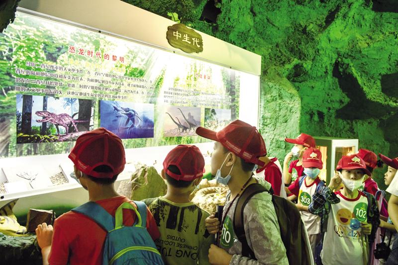 感受自然之力 体验科学之美 ——城区青少年活动中心开展暑期实践教育活动掠影
