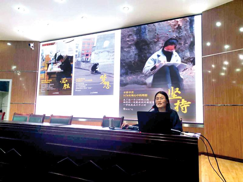 阳泉三中举办初三年级家长座谈会 家校合作陪伴学生顺利走过初三