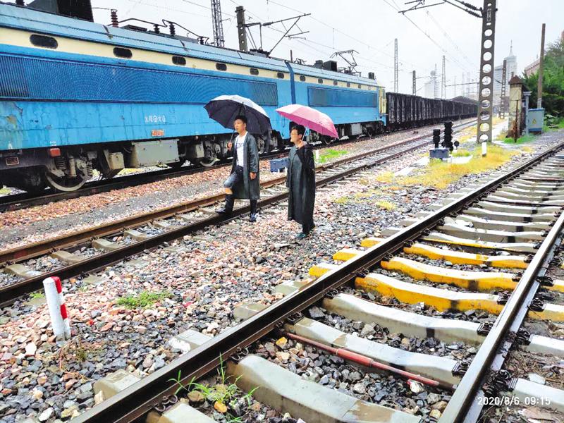 多措并举除隐患 协同联动保畅通——我市铁路护路防汛工作纪实