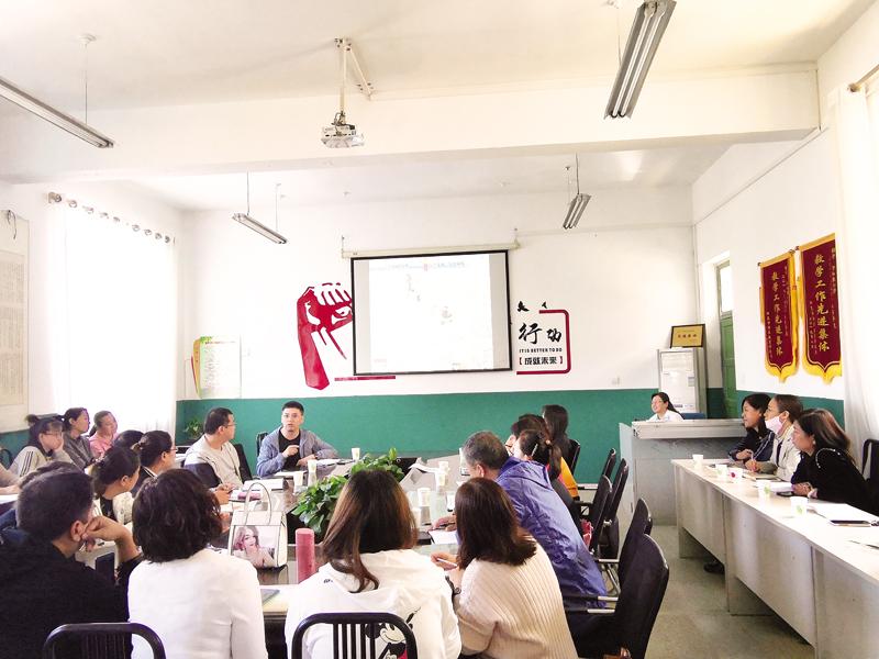 荫营联校举办首次新闻写作培训