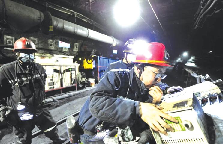 二矿:精筛细选提煤质