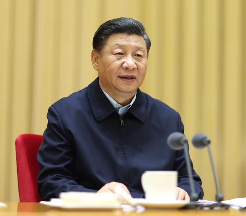 习近平在第三次中央新疆工作座谈会上发表重要讲话