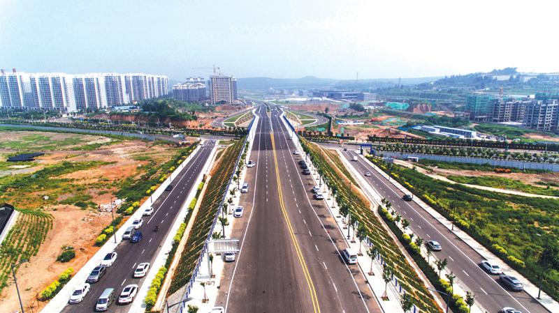 宁波北路具备通车条件