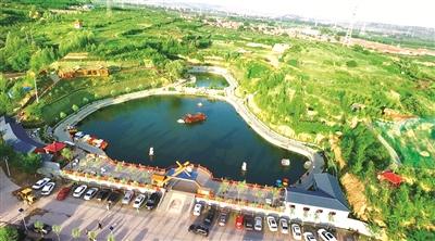 梨树县规划图三公园