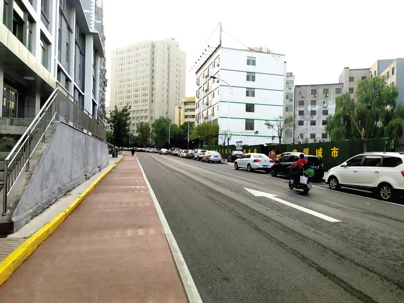 观象台社区:精细管理让街巷持久整洁