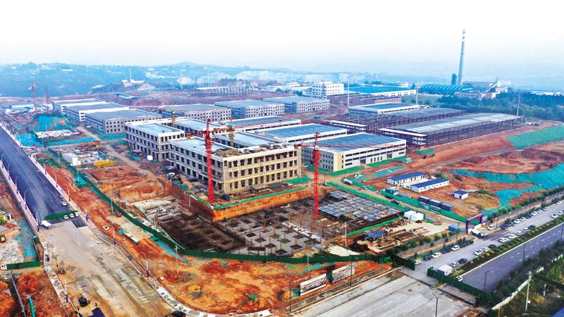 """挖掘优质资源 打造""""双创""""沃土——看开发区如何以创新生态建设激发高质量发展动能"""